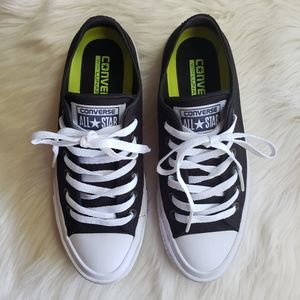 Converse Chuck Taylor II Lunarlon Black Size 6.5